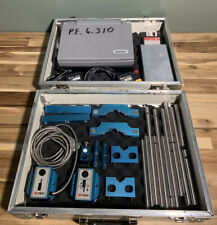 Hamar Laser Alignment Kit Includes L 740 T 266 R 355c And Computer And Case