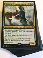 ***Custom Commander Deck*** Kumena - Merfolk Tribal - EDH Mtg Magic Cards