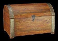 médiévale bois Coffre - Pirates au trésor - FANTASIE Boîte en