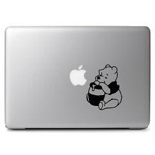 Winnie Pooh Honey Pot for Macbook Air Pro Laptop Car Window Vinyl Decal Sticker