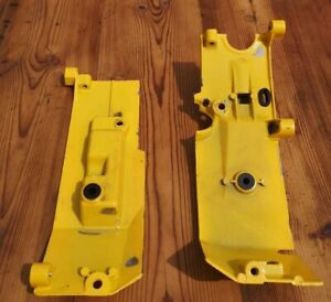 Mcculloch 300 Series Pre-owend Top And Bottom Plate