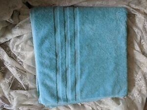 Ralph Lauren Beach Towel Tiffany Blue  35x68   Nice