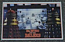 1960's  Dr Who Daleks, Cyberman BUBBLE GUM CARD  new
