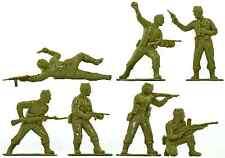 Airfix WWII British Commandos #51454-14 - set of 14 figures no box