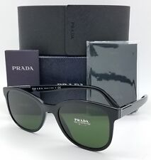 New Prada sunglasses PR08US 1AB1I0 54mm Black Grey Green PR 08 GENUINE butterfly