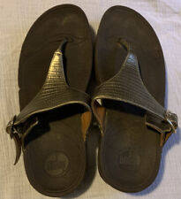FitFlops Womens Size 6 Fit Flops 350-012