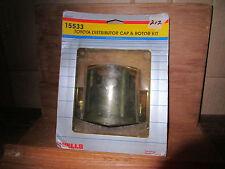 Distributor Cap Rotor Kit  Wells 15533 Celica Pickup Corona 79-84 2.2L 2.4L ENG