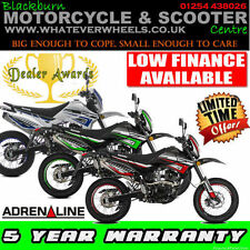 Electric start Enduroes/Supermoto (road legal)s