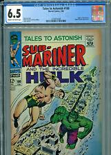 Tales to Astonish #100 (Marvel 1968) CGC Certified 6.5