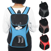 Outdoor Travel Pet Carrier Backpack Cat Dog Puppy Holder Bag Cage for