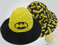 New DC Comics Batman Reversible Childs Bucket Hat Cap