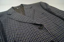 Bespoke Henry Poole (Savile Row) Sporting / Country Plaid Sportcoat 52 R / 42 R