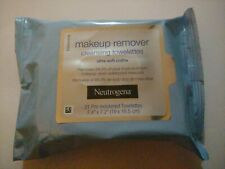 Neutrogena Makeup Remover Wipes Towelettes Cloths 21 Count Cleansing Wash New