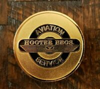 Delta Company NSDQ Task Force 1/160 Hooter Bros Aviation Service Challenge Coin