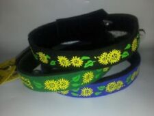 Beastie Band Cat Collars - =^.^= Purrfectly Comfy - Sunny Sunflowers