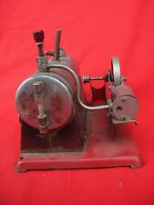 EMPIRE Stationary Steam Engine toy old vintage as is