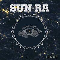 Sun Ra Crystal Spears Vinyl Lp Album Stereo Red