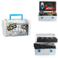 Portable Waterproof Box 8 in 1 Carrying Case For Burst Spinning Top NEW