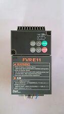 Fuji / FVR-E11, FVR2.2E11S-2 / Frequency Drive, 3PH 200-230V/3.4A, 1.1kVA/3A