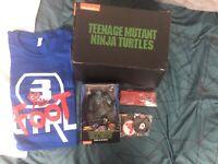 🔥 NECA Movie Turtles TMNT - Spirit of Splinter Loot Crate Box Complete Size XL