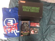 ? NECA Movie Turtles TMNT - Spirit of Splinter Loot Crate Box Complete Size XL