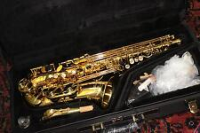 Yanagisawa AW01 Professional Alto Saxophone MINT CONDITION