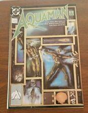 Aquaman #1 - Part 1 of 5 - June 1989