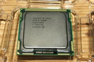 MINT A++ Intel Xeon X3470 2.93GHz 8M Quad-Core CPU Processor SLBJH LGA 1156 USA!