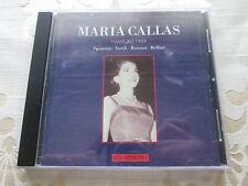 MARIA CALLAS - HAMBURG 1959 - GALA CD ALBUM GL 325