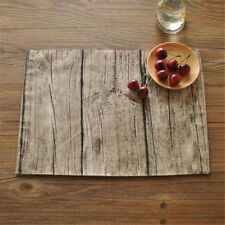 Table Mats Tableware Pads Texture Photographed Background Cloth Placemat Napkins