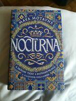 "Fairyloot Illumicrate Owlcrate Ed. ""Nocturna"" by Maya Motayne"