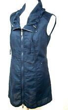 GINA LAURA Tunika Gr S / M 38 Blau Sommerkleid Longshirt Bluse Kleid neuwertig