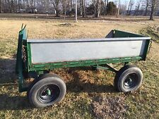 Lindig Manufacturing Minnesota Model 848 ? Vegetable Cleaning Wagon Cart ?
