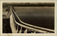 Conowingo Dam MD Real Photo Postcard rpx