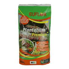 EUFLOR Plantahum Premium Pflanzerde 65 L Gartenerde Blumenerde Universalerde