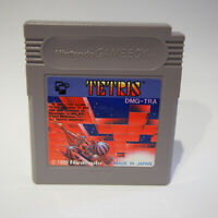 Tetris (Nintendo Game Boy GB, 1989) Japan Import