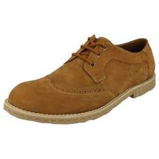 Calzado de hombre en color principal marrón Ante Talla 45