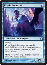 *MRM* FR 4x Imposteur faerie ( Faerie Imposter ) MTG Return to ravnica