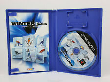 Sony Playstation 2 PS2 PAL OVP RTL Winter Games 2007 mit Anleitung