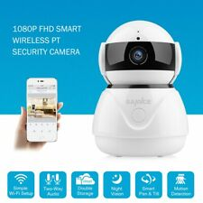 SANNCE 1080P Wireless Wifi IP Camera Full HD Home Security Baby Monitor CCTV
