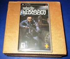 Lot of 12 (Sealed Case) Syphon Filter Logan's Shadow Sony PSP -  Free Shipping!