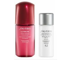 Shiseido 2 PC Set Urban Environment SPF 42 & Ultimune Power Infusing Concentrate