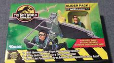 Action figure Jurassic Park The Lost World Ian Malcom Glider Pack