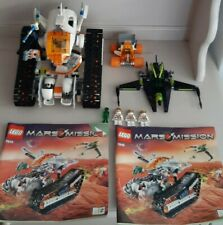 LEGO 7645 MARS MISSION - MT 61 CRYSTAL REAPER GREAT SET COMPLETE