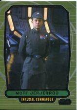 Star Wars Galactic Files Series 1 Base Card #165 Moff Jerjerrod
