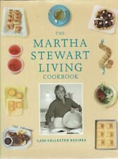 The Martha Stewart Living Cookbook by  - Book - Hard Cover