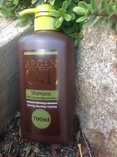 Moroccan Argan Oil Hair Care - Shampoo 700ml Love Hair & Bring It Back To Life