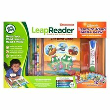 LeapFrog 61612 LeapReader System Learn to Read - 10 Books