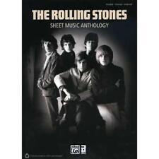 The Rolling Stones - Sheet Music Anthology - Noten Songbook [Musiknoten]