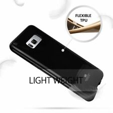 Goospery Pearl Jelly case for Samsung Galaxy S8 BLACK